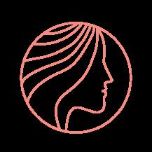 Hair extension illustration